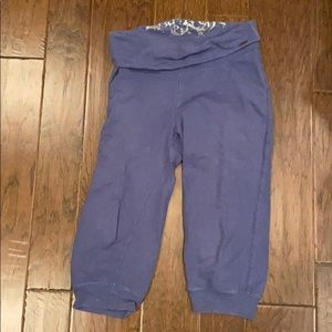 Guess cropped pant